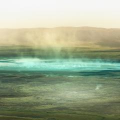 Eloi Ficat CONFINS Turquoise XVII Photography - 1409035