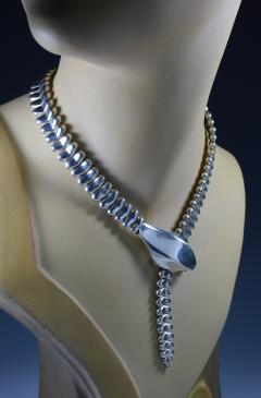 Elsa Peretti Tiffany Elsa Peretti Snake Necklace 1985 - 739197