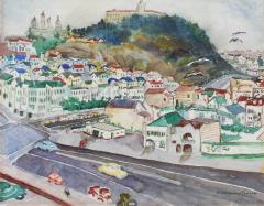 Elsie Lower Pomeroy San Francisco Cityscape - 2144314
