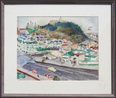 Elsie Lower Pomeroy San Francisco Cityscape - 2144315