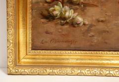 Emanuel Oberhauser Austrian 1854 1919 Full Length Orientalist Queen Oil - 2128779