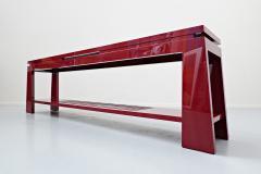Emiel Veranneman Console table by emiel veranneman 1980s - 1930403