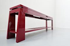 Emiel Veranneman Console table by emiel veranneman 1980s - 1930406