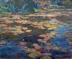 Emile Albert Gruppe Lily Pond - 2145283