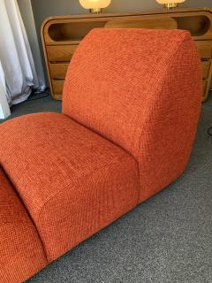 Emilio Guarnacci Pair of Paloa Chairs by Emilio Guarnacci for 1P Italy 1970s - 1581912