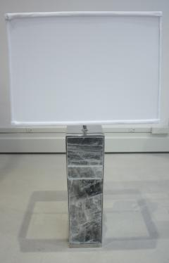 Emily Summers Studio Line Selenite Table Lamp Pair Available  - 664121