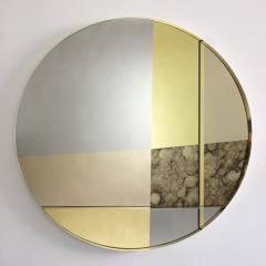 Emma Peascod XL Orbit Braque Wall Mirror by Emma Peascod - 697915
