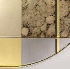 Emma Peascod XL Orbit Braque Wall Mirror by Emma Peascod - 697916