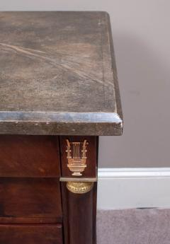 Empire Commode with Faux Marble Top - 1198063