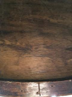 Empire Mahogany Tilt Top Dining Table 19th Century - 1262184
