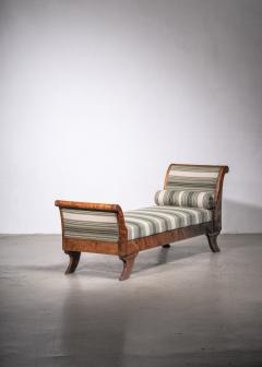 Empire style chaise longue - 1914521