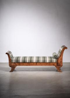 Empire style chaise longue - 1914524