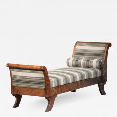 Empire style chaise longue - 1915149