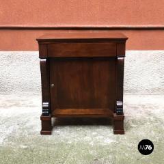 Empire style mahogany cabinet 1850s - 2034703