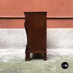 Empire style mahogany cabinet 1850s - 2034706