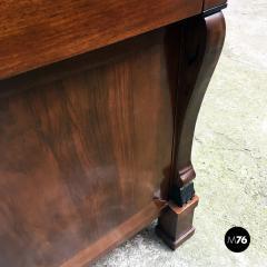 Empire style mahogany cabinet 1850s - 2034707
