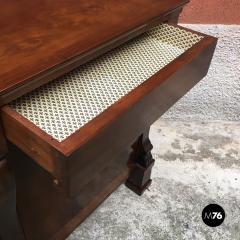 Empire style mahogany cabinet 1850s - 2034708