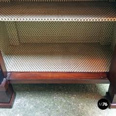 Empire style mahogany cabinet 1850s - 2034709