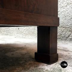 Empire style mahogany cabinet 1850s - 2034718