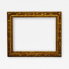 English 1690 Lely Carved Gilt Picture Frame 27x35  - 1120707