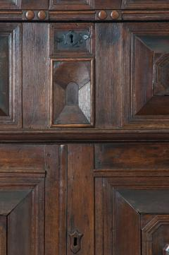 English 17th Century Charles II Oak Chest of Drawers - 619864