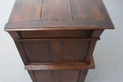 English 17th Century Charles II Oak Chest of Drawers - 619866