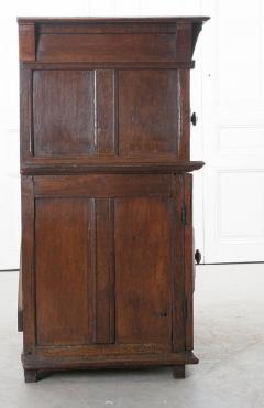 English 17th Century Charles II Oak Chest of Drawers - 619869