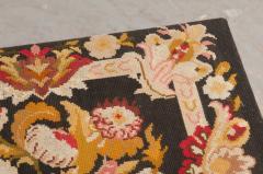 English 18th Century Jacobean Style Oak Side Table - 1058122