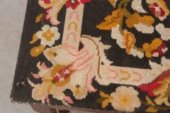 English 18th Century Jacobean Style Oak Side Table - 1058123