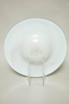 English 1950s Art Glass Seed Pod Charger - 664811
