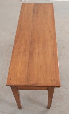 English 19th Century Cherry Wood Server - 1216405