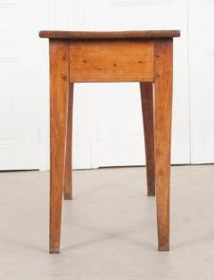 English 19th Century Cherry Wood Server - 1216407