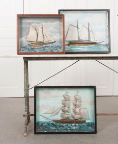 English 19th Century Nautical Diorama - 1114208