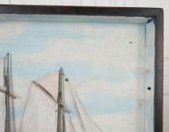 English 19th Century Nautical Diorama - 1114209