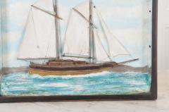 English 19th Century Nautical Diorama - 1114213