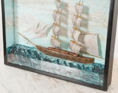 English 19th Century Nautical Diorama - 1114218