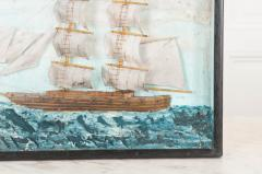 English 19th Century Nautical Diorama - 1114219