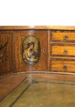English Adam Satinwood Carlton House Desk - 1429003