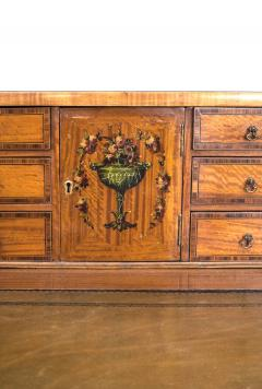 English Adam Satinwood Carlton House Desk - 1429004