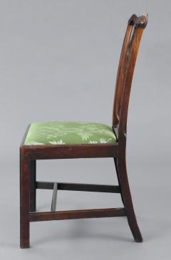English Antique Chippendale Side Chair - 777396