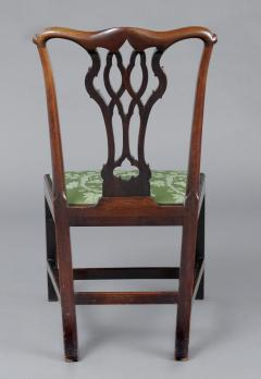 English Antique Chippendale Side Chair - 777398
