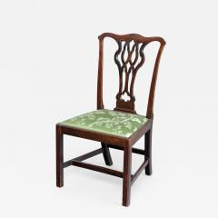 English Antique Chippendale Side Chair - 843827