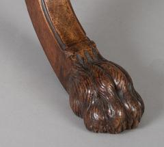 English Antique Regency Revolving Piano Stool - 1247311