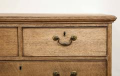 English Bleached Oak Chest - 1311038