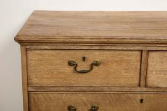 English Bleached Oak Chest - 1311041