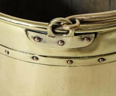 English Brass Bucket - 664970