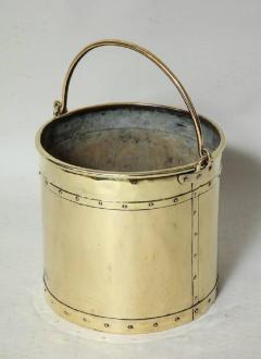 English Brass Bucket - 664971