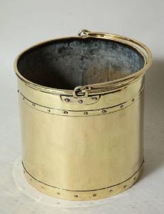 English Brass Bucket - 664972