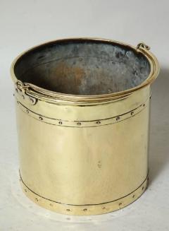 English Brass Bucket - 664973