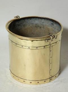 English Brass Bucket - 664974